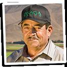 In-the-field portrait of David Cardenas